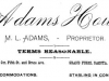 Adams House