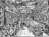 Interior of F. W. Idding\'s Store
