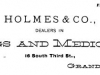 David M. Holmes Advertisement