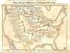 1930 Ford Air Tour Map
