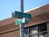 Gertrude Viets Street Sign Grand Forks
