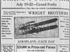 Grand Forks 1910 Fair Ad