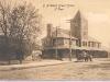 Great Northern Passenger Depot Postcard