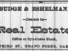 Jacob Eshelman Advertisement