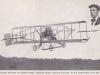 Thomas McGoey and Airplane Postcard