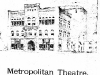 Metropolitan Opera House Advertisement