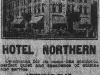 Northern Hotel Advertisement