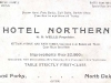 Northern Hotel Postcard