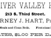Red River Valley House Advertisement