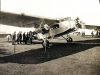 Ford Trimotor Airplane Stereoview