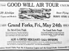 St. Paul to Winnipeg Air Tour Ad
