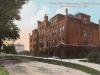Budge Hall University of North Dakota Postcard