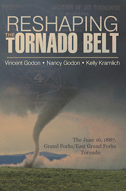 Reshaping The Tornado Belt Cover