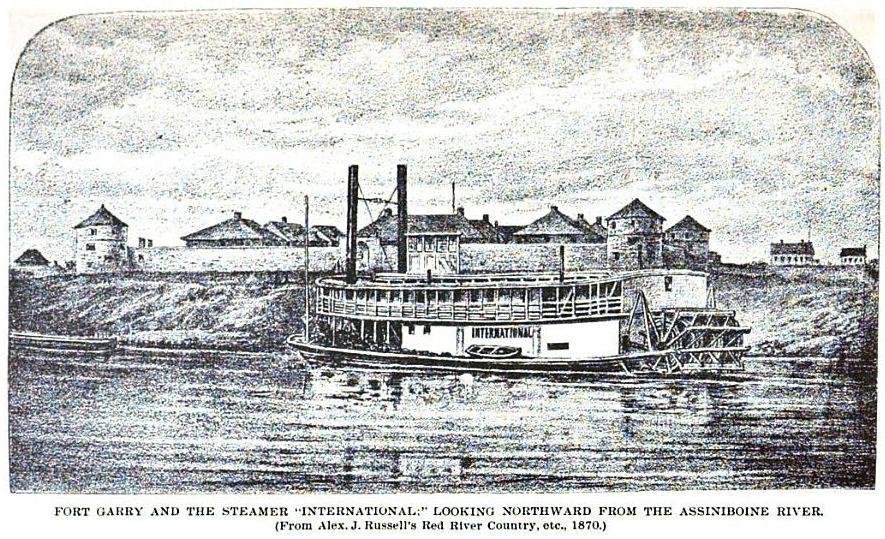Steamboat In Winnipeg Manitoba
